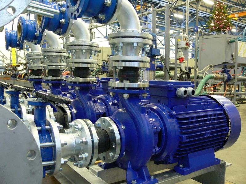Бытовые и промышленные насосы для воды: в чем разница